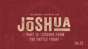 Joshua10-date