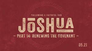 Joshua14-date